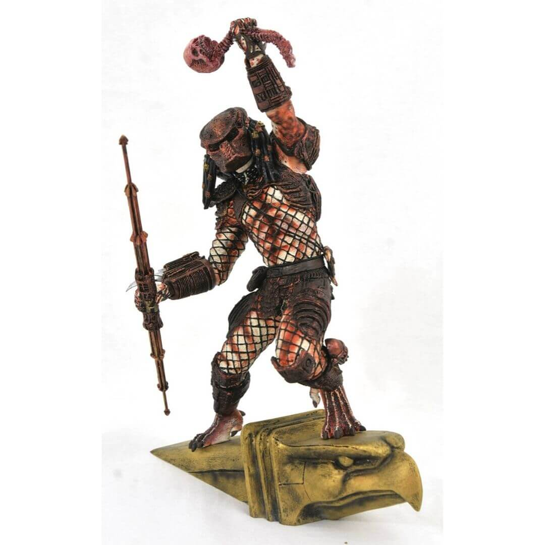 Predator 2 Gallery Hunter Statue by Diamond Select Toys -Diamond Select toys - India - www.superherotoystore.com