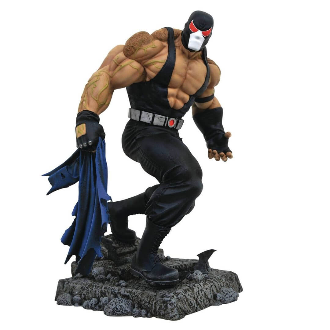 DC Gallery Batman Comic Bane Statue by Diamond Select Toys -Diamond Select toys - India - www.superherotoystore.com