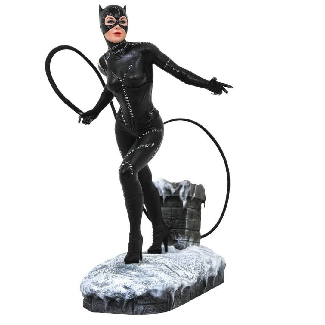 DC Gallery Batman Returns Movie Catwoman Statue by Diamond Select Toys -Diamond Select toys - India - www.superherotoystore.com