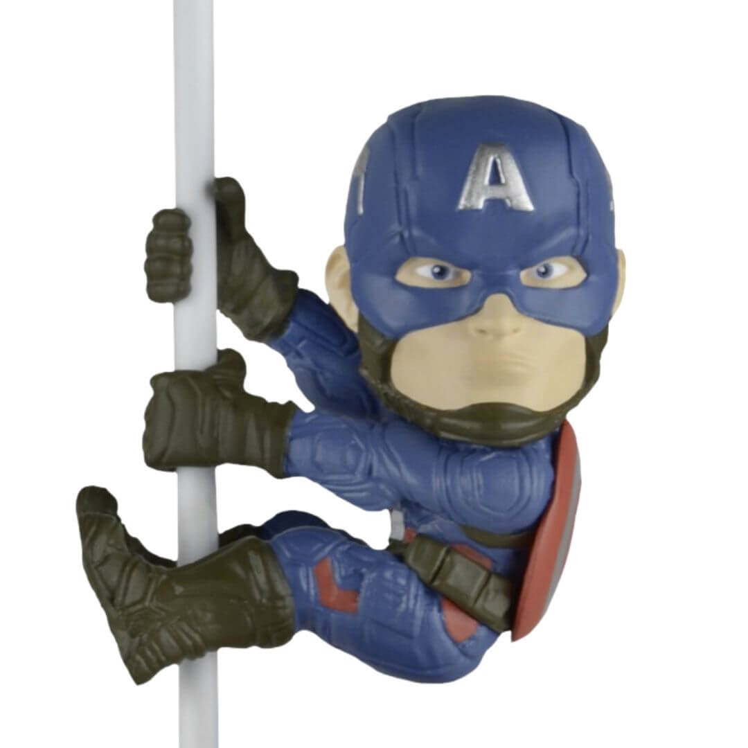 Civil War Captain America Scaler by NECA
