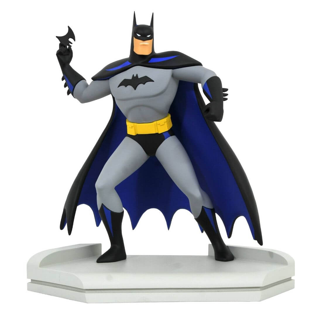 Batman The Animated Series - Premier Collection - Batman Statue by Diamond Select Toys -Diamond Select toys - India - www.superherotoystore.com