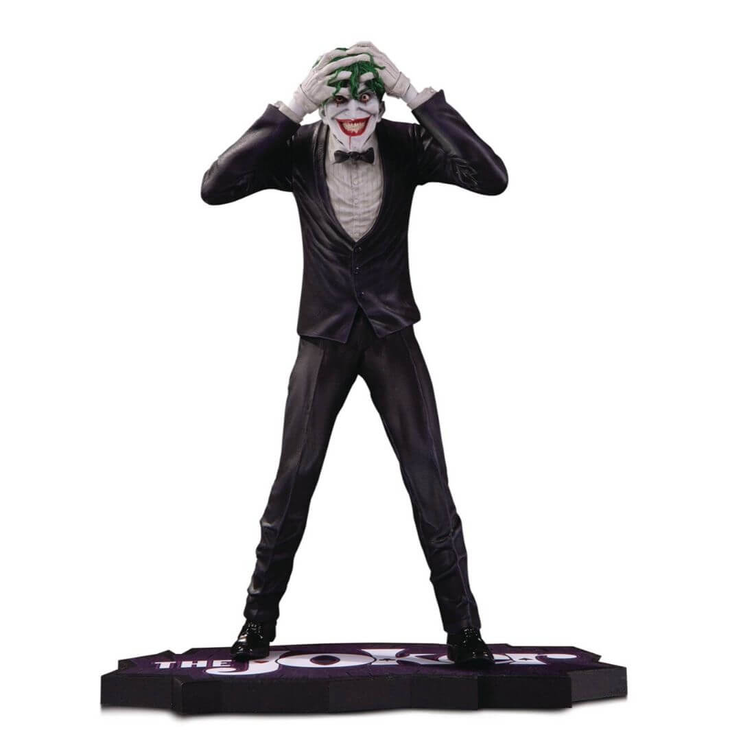 The Joker Clown Prince of Crime Joker (Brian Bolland) Statue by DC Collectibles -DC Collectibles - India - www.superherotoystore.com
