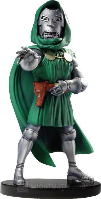 Marvel Classic Head Knockers XL - Doctor Doom-NECA- www.superherotoystore.com-Bobble Heads - 1
