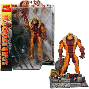 Marvel Select Sabretooth Action Figure-Diamond Select toys- www.superherotoystore.com-Action Figure - 2