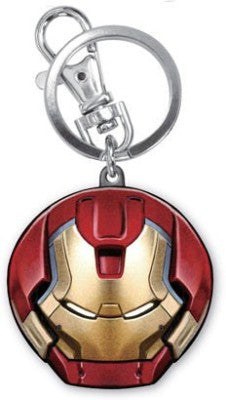 Marvel Official Avengers Age of Ultron Hulkbuster Coloured Key Chain by Monogram-Monogram International- www.superherotoystore.com-Keychains - 1