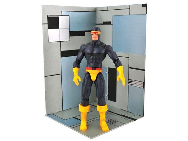 Marvel Select Cyclops Action Figure-Diamond Select toys- www.superherotoystore.com-Action Figure - 1