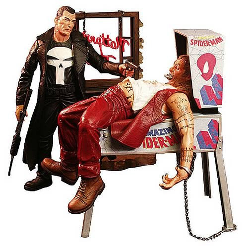 Marvel Select Punisher Action Figure-Diamond Select toys- www.superherotoystore.com-Action Figure - 1