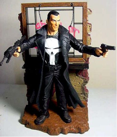 Marvel Select Punisher Action Figure-Diamond Select toys- www.superherotoystore.com-Action Figure - 3