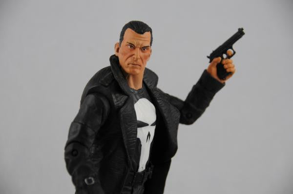 Marvel Select Punisher Action Figure-Diamond Select toys- www.superherotoystore.com-Action Figure - 5