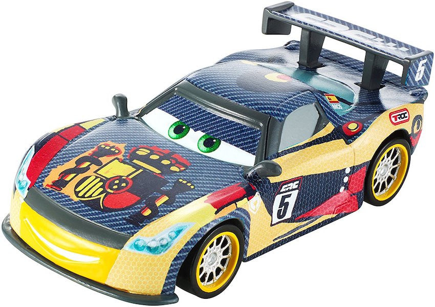 Carbon Racers Miguel Camino Car by Mattel -Mattel - India - www.superherotoystore.com