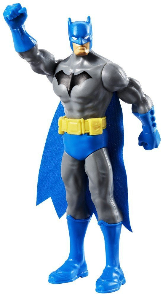 "Classic Batman 6"" Action Figure by Mattel"
