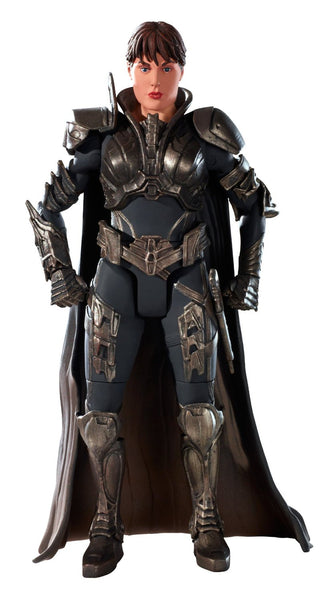Man Of Steel Movie Masters Faora Figure-Mattel- www.superherotoystore.com-Action Figure - 1