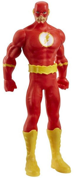 "The Flash 6"" Action Figure by Mattel"