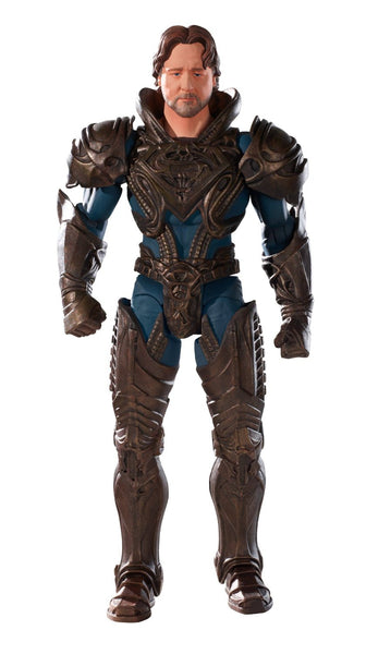Man Of Steel Movie Masters Jor-El Figure-Mattel- www.superherotoystore.com-Action Figure - 1