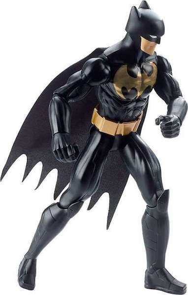 Justice League Stealth Shot Batman Action Figure by Mattel