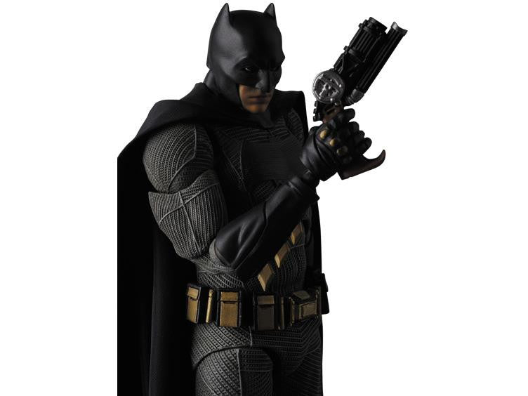 Batman v Superman: Dawn of Justice Batman MAFEX Figure-Medicom- www.superherotoystore.com-Action Figure - 4