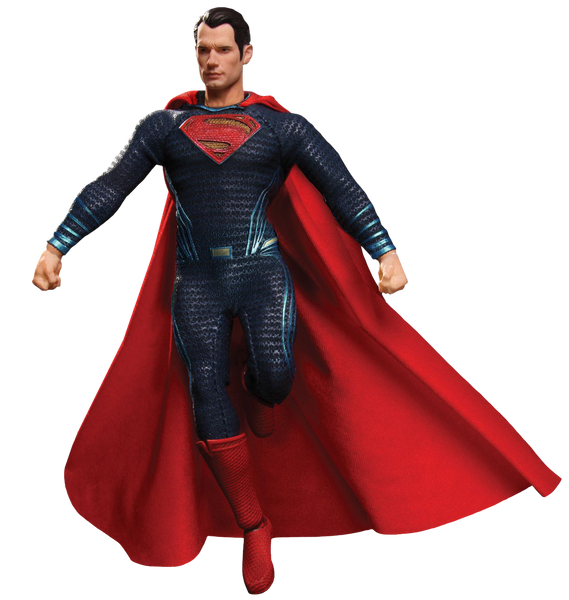 One:12 Collective - Dawn Of Justice - Superman-Mezco Toys- www.superherotoystore.com-Action Figure - 1