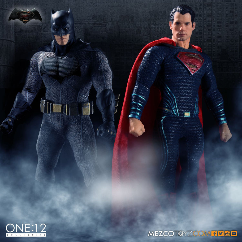 One:12 Collective - Dawn Of Justice - Superman-Mezco Toys- www.superherotoystore.com-Action Figure - 3