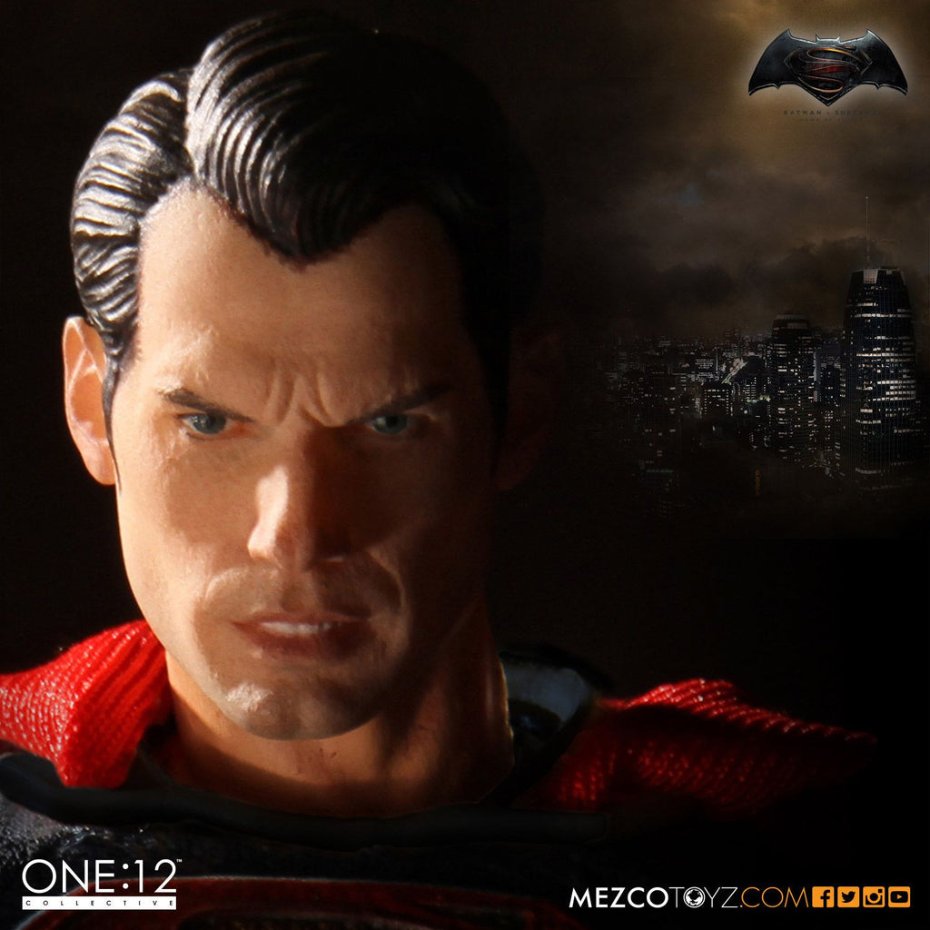 One:12 Collective - Dawn Of Justice - Superman-Mezco Toys- www.superherotoystore.com-Action Figure - 2