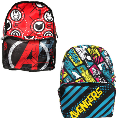 Avengers Reversible Backpack -My Baby Excels - India - www.superherotoystore.com