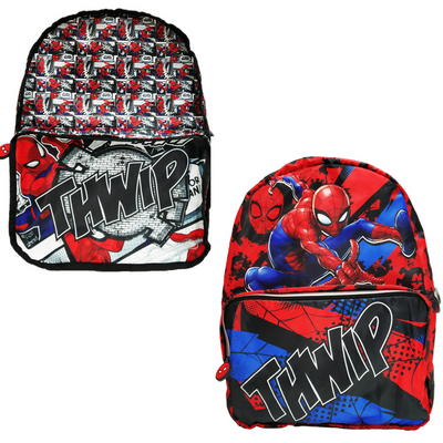 Spiderman Thwip Reversible Backpack