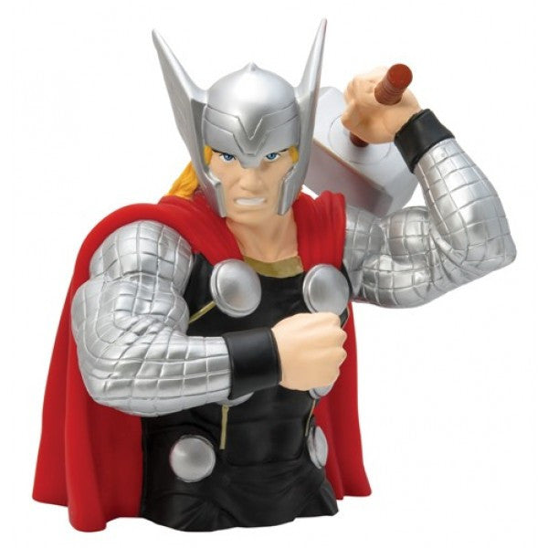 Marvel Thor Bust Bank-Monogram International- www.superherotoystore.com-Bust Bank