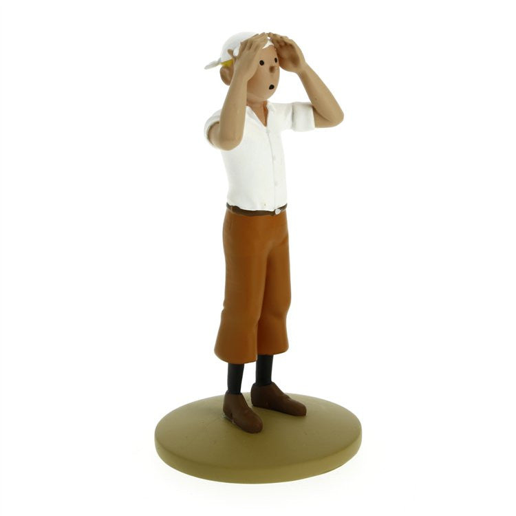 Tintin In The Desert Statue-Moulinsart- www.superherotoystore.com-Statue