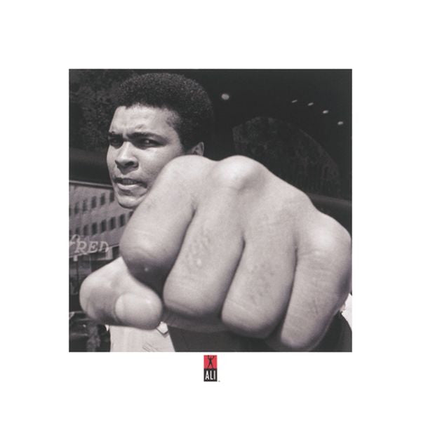 Muhammad Ali Fist Art Print Poster by CPI Touring -Superherotoystore.com - India - www.superherotoystore.com