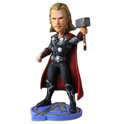 The Avengers The Movie Headknocker - Thor.-NECA- www.superherotoystore.com-Bobble Heads - 1