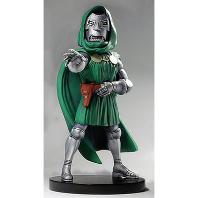 Marvel Classic Head Knockers XL - Doctor Doom-NECA- www.superherotoystore.com-Bobble Heads - 2