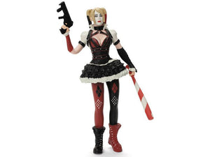 Batman Arkham Knight: Harley Quinn Bendable Figure-NJ Croce- www.superherotoystore.com-Action Figure - 1