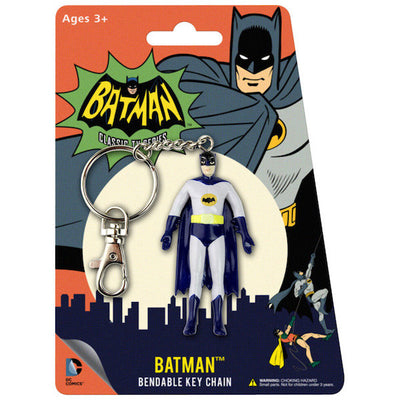 Classic Batman Figural Keychain by NJ Croce -NJ Croce - India - www.superherotoystore.com