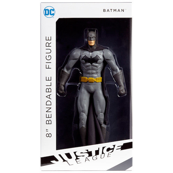 Justice League Batman Bendable Action Figure by NJ Croce