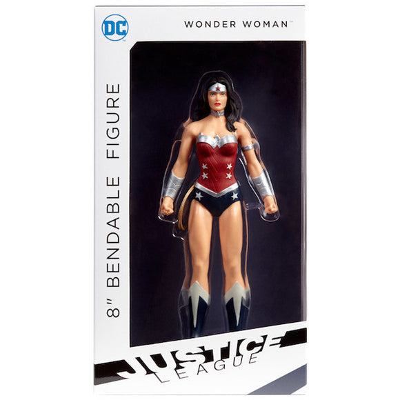 Justice League Wonder Woman Bendable Action Figure by NJ Croce