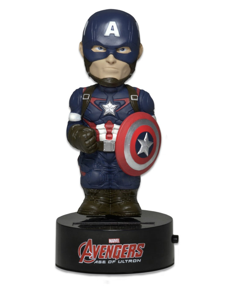 Age of Ultron Captain America Body Knocker by Neca-NECA- www.superherotoystore.com-Bobble Heads