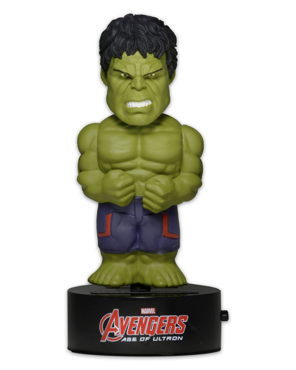 Avengers Age of Ultron Hulk Solar Powered Body Knocker by Neca -NECA - India - www.superherotoystore.com