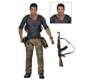 Uncharted 4 Ultimate Nathan Drake Figure by NECA