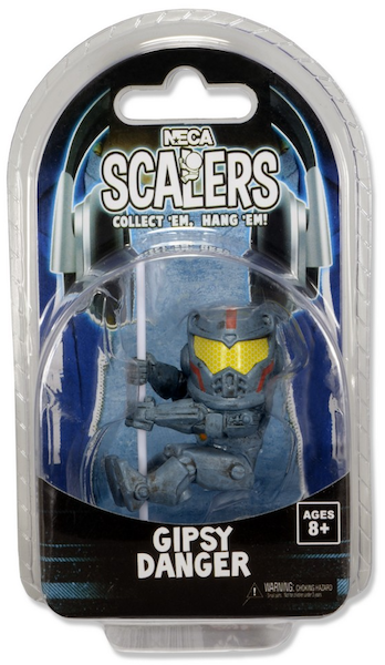 Gipsy Danger Scaler by Neca-NECA- www.superherotoystore.com-Scalers - 1