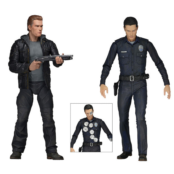 Terminator Genisys T 800 Figure By Neca Now Available