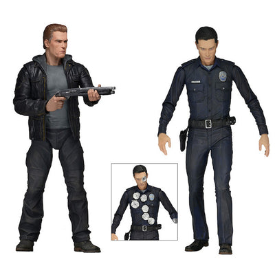 Terminator Genisys T-1000 Action Figure by NECA-NECA- www.superherotoystore.com-Action Figure - 3