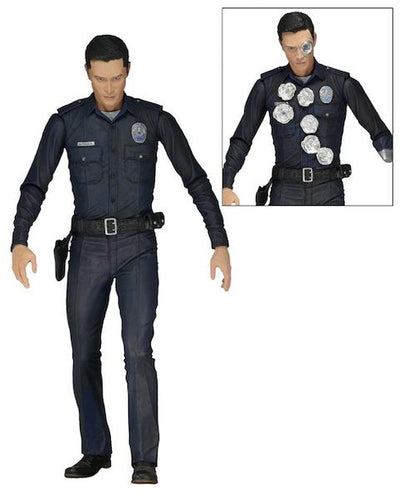 Terminator Genisys T-1000 Action Figure by NECA-NECA- www.superherotoystore.com-Action Figure - 1