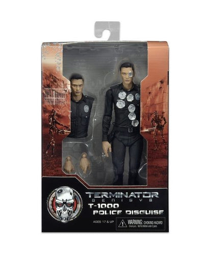 Terminator Genisys T-1000 Action Figure by NECA-NECA- www.superherotoystore.com-Action Figure - 2