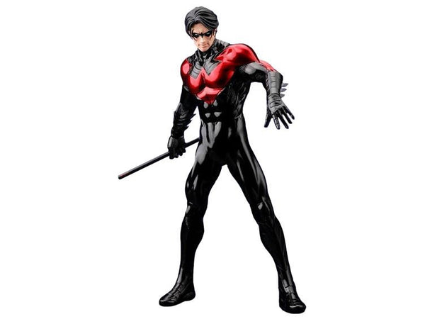 DC Comics Justice League New 52 Nightwing 1/10 Artfx Statue-Kotobukiya- www.superherotoystore.com-Action Figure - 1