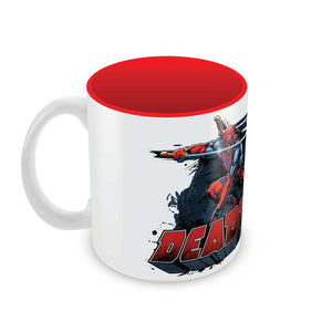 Deadpool Strike Coffee mug by Posterboy now available at Superhero Toy Store