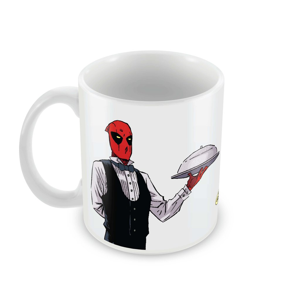 Deadpool - Dorks Coffee Mug by Posterboy now available at Superhero Toy Store