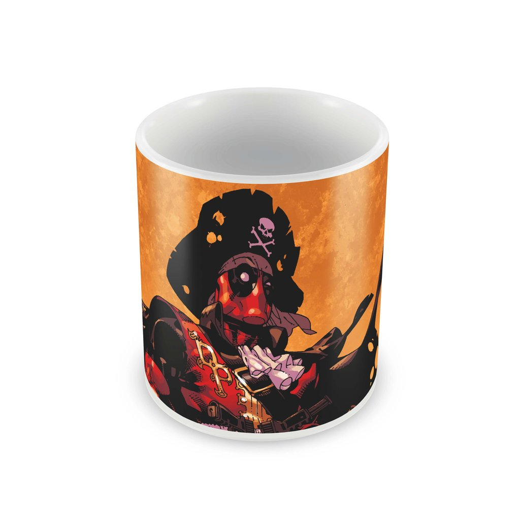 Deadpool - Skilled mercenary Coffee Mug -Posterboy - India - www.superherotoystore.com