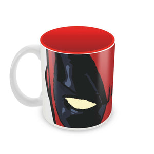 Deadpool eyes Coffee Mug by Posterboy now available at Superhero Toy Store