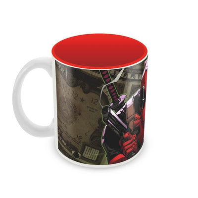 Marvel Deadpool Coffee Mug -Posterboy - India - www.superherotoystore.com