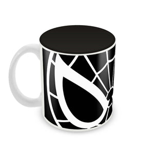 Marvel Spider-Man Web Coffee Mug by posterboy now available at Superhero Toy Store