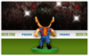 Pedro - Barcelona Home Kit-Soccer Starz- www.superherotoystore.com-Action Figure - 3